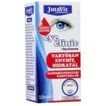 JutaVit Eyeclinic szemcsepp száraz szemre 10ml