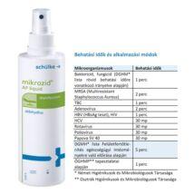 Mikrozid liquid gyors felületfertőtlenítő 250ml