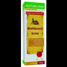 Naturland Svédkeserű krém 60g