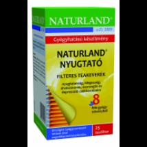 Naturland Nyugtató tea filteres 25x1,5g