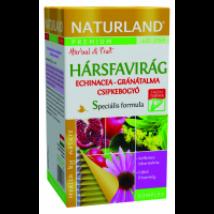 Naturland Prémium Hársfa-ech.-gralma-csip.filt.tea 20x2g