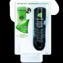 Nicorette Quickspray 1 mg/adag szájnyálk.alk.spray 1x