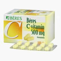 Béres C-vitamin  500 mg filmtabletta 100x
