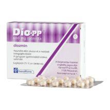 Dio-PP 600 mg tabletta 30x