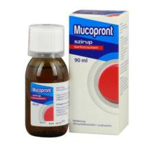 Mucopront 50 mg/g szirup 1x 90ml