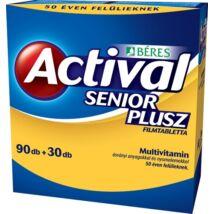 Actival Senior Plusz filmtabletta 90x+30x