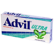 Advil Ultra lágy kapszula 10x