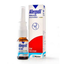 Allergodil oldatos orrspray 1x10ml