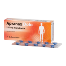 Apranax Dolo 220 mg filmtabletta 20x