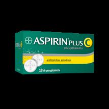 Aspirin Plus C pezsgőtabletta 10x