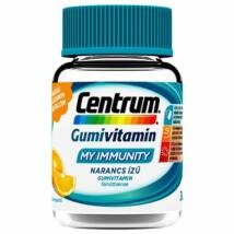 Centrum My Immunity gumivitamin narancs 30x