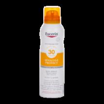 Eucerin Sun Színtelen napozó aerosol spray FF30 200ml