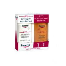 Eucerin ph5 intenzív testápoló+olajtusfürdő 2x200ml