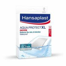 Hansaplast Med Silver Aqua Protect sebtapasz XXL 5x