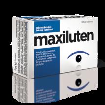 Maxiluten lutein tabletta  30x