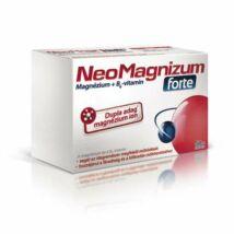 NeoMagnizum forte magnézium tabletta  50x