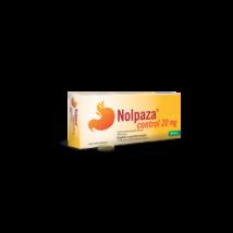 Nolpaza Control 20 mg gyomornedv-ellená. tabletta 14x