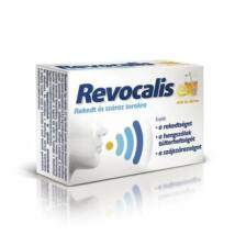 Revocalis szopogató tabletta méz citrom  12x