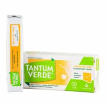 Tantum Verde narancs-méz 3 mg szopogató tabletta 20x