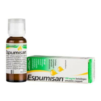 Espumisan 100 mg/ml belsőleges emulziós cseppek 1x30ml mér