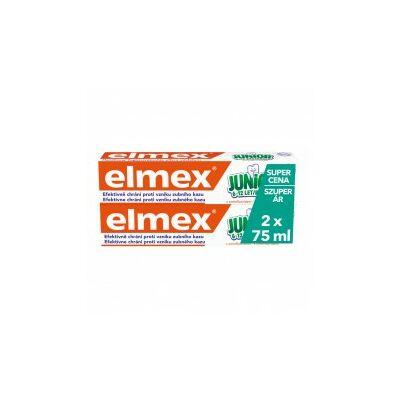 Elmex csomag (2 db Junior fogkrém)