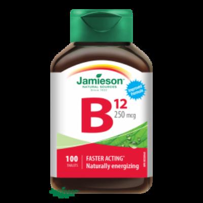 Jamieson B12 vitamin tabletta 100x