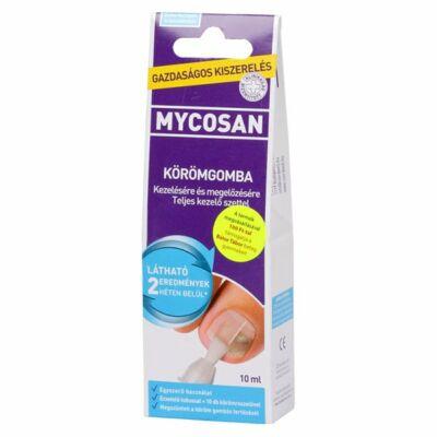 Mycosan XL ecsetelő körömgombára  10ml