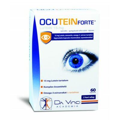 Ocutein lutein 15 mg forte kapszula 60x