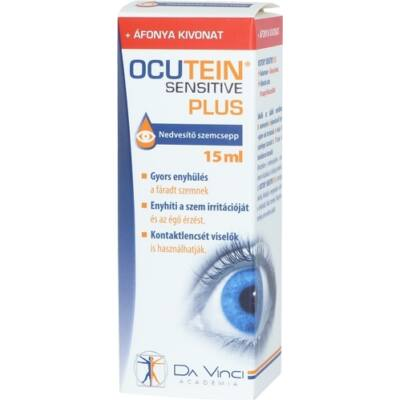 Ocutein Sensitive Plus szemcsepp 15ml