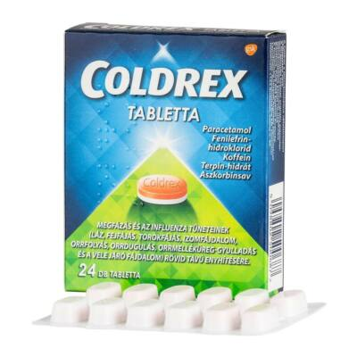 Coldrex tabletta 24x