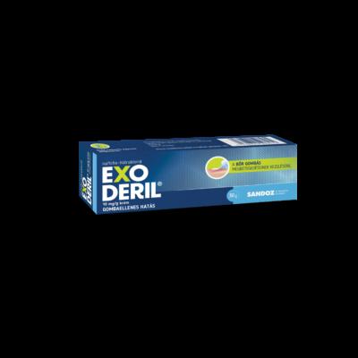 Exoderil 10 mg/g krém  1x30g