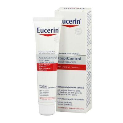 Eucerin AtopiControl SOS Bőrnyugtató krém 40ml
