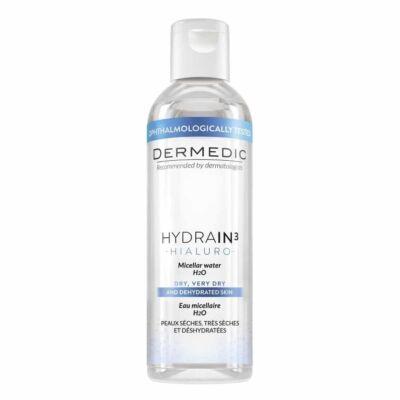 Dermedic Hydrain micellás víz 200ml 1db