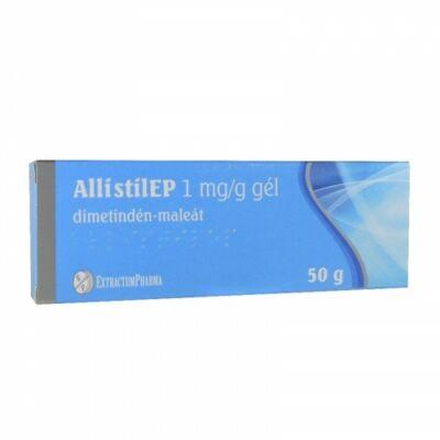 AllistilEP 1 mg/g gél 1x50g