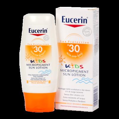 Eucerin Sun naptej Micropigment FF30  150ml