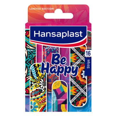 Hansaplast Be Happy sebtapasz  16x