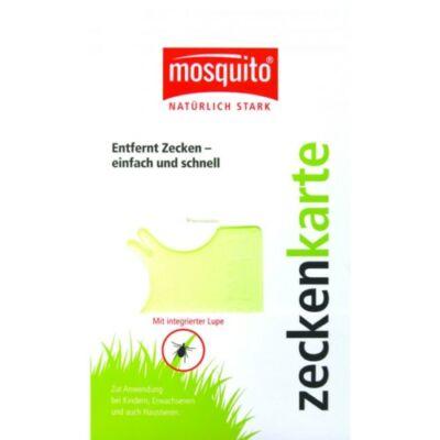 Mosquito kullancskiszedő kártya 1x