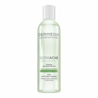 Dermedic Normacne tisztító és szabályozó tonik 200 1db