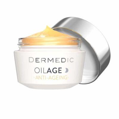 Dermedic Oilage Bőrsűrűséget helyreállító krém éj. 50ml