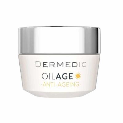Dermedic Oilage Tápláló bőrsűrűség h.áll. krém  50ml