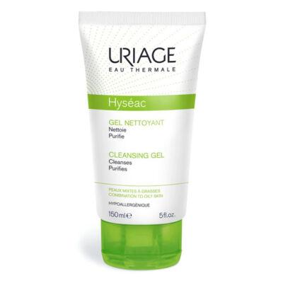 Uriage Hyséac habzó arctisztító gél zsíros bőrre 150ml