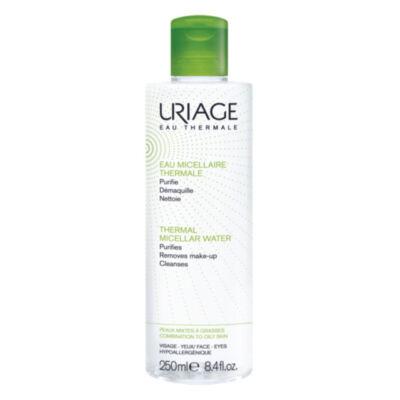 Uriage micellás arclemosó zsíros/kombinált bőrre 250ml