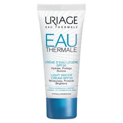 Uriage Termál Hidratáló arckrém SPF20 40ml