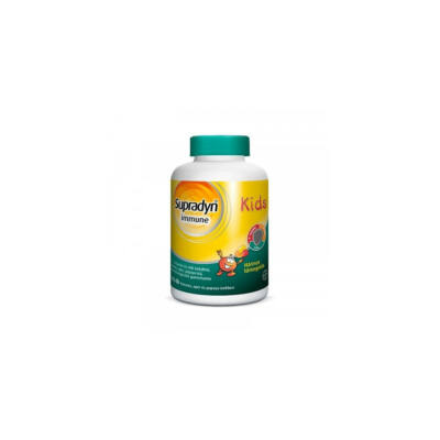 Supradyn Immune Kids C-vit D-vit cink gumivitamin 100x