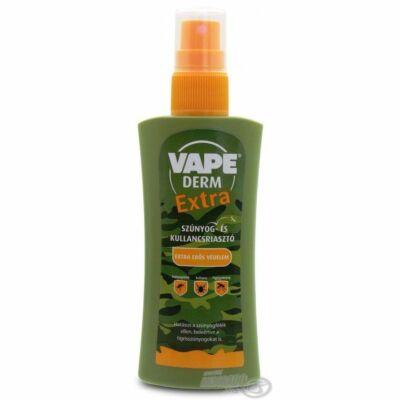 Vape Derm Extra szúnyog/kullancsriasztó spr.száraz 100ml