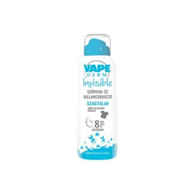 Vape Derm Invisible szúnyog/kullancsria.száraz aer 100ml